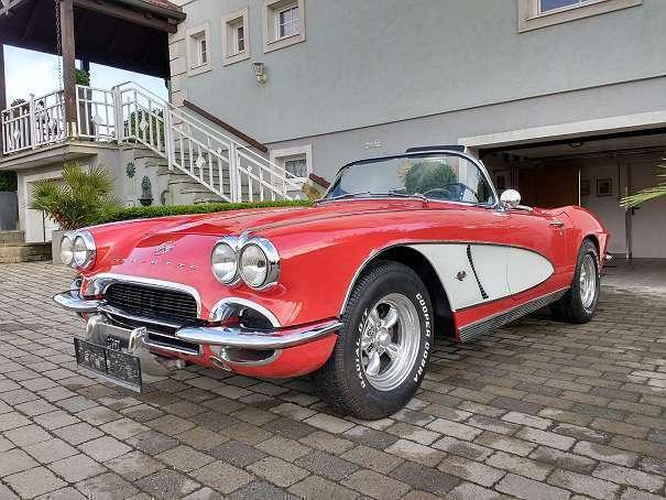 verkauft chevrolet corvette c1 cabrio gebraucht 1962. Black Bedroom Furniture Sets. Home Design Ideas