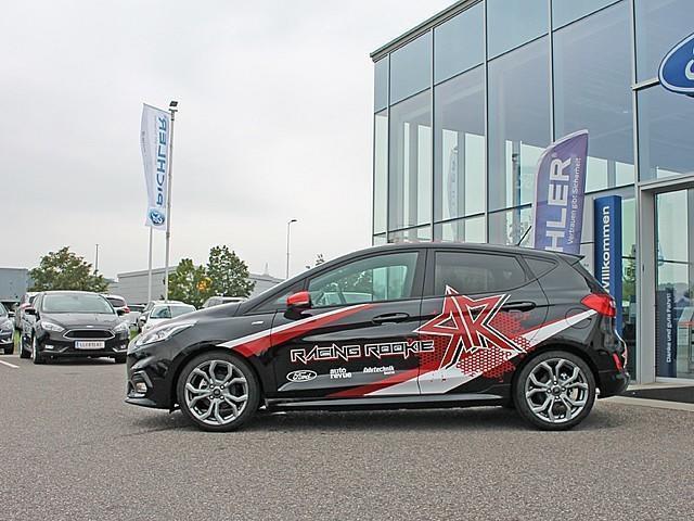 Verkauft Ford Fiesta St Line 10 Ecob Gebraucht 2018 9500 Km In