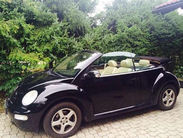 verkauft vw beetle cabrio 2 0 automati gebraucht 2004 km in mauerbach. Black Bedroom Furniture Sets. Home Design Ideas