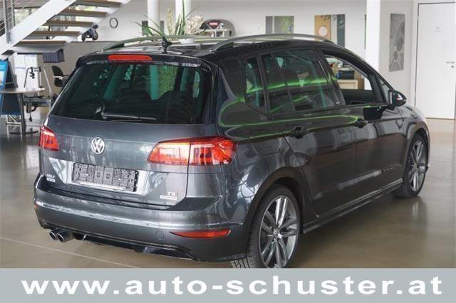 verkauft vw golf sportsvan tsi 1 4 all gebraucht 2016. Black Bedroom Furniture Sets. Home Design Ideas