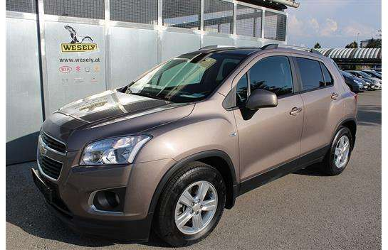 verkauft chevrolet trax 1 7 td eco awd gebraucht 2013 km in st p lten. Black Bedroom Furniture Sets. Home Design Ideas