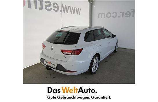 verkauft seat leon st fr tdi cr dsg st gebraucht 2014 km in pinsdorf. Black Bedroom Furniture Sets. Home Design Ideas