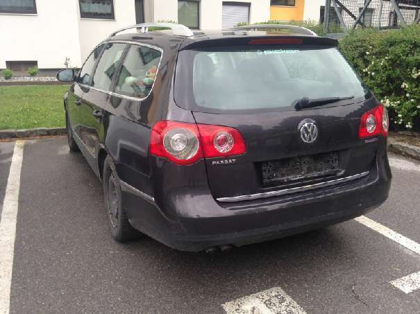 verkauft vw passat variant kombi gebraucht 2007 km in neusiedl am see. Black Bedroom Furniture Sets. Home Design Ideas