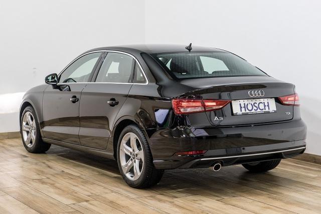 verkauft audi a3 limousine 1.6 tdi spo., gebraucht 2017, 6.000 km in