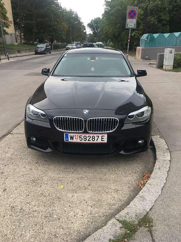 Verkauft BMW 520 5er-ReiheDiesel Limou , gebraucht 2011