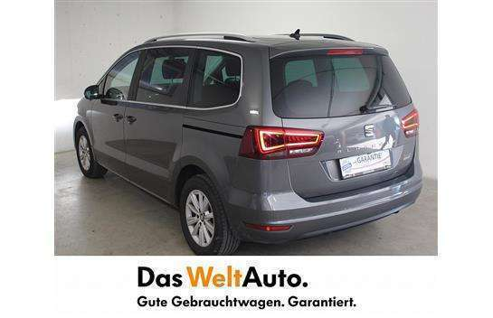 verkauft seat alhambra executive tdi 4 gebraucht 2015. Black Bedroom Furniture Sets. Home Design Ideas