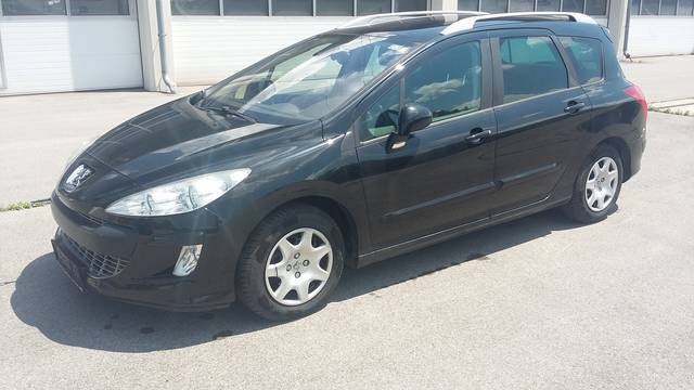 verkauft peugeot 308 1 6 hdi 110 fap p gebraucht 2008 km in leoben. Black Bedroom Furniture Sets. Home Design Ideas