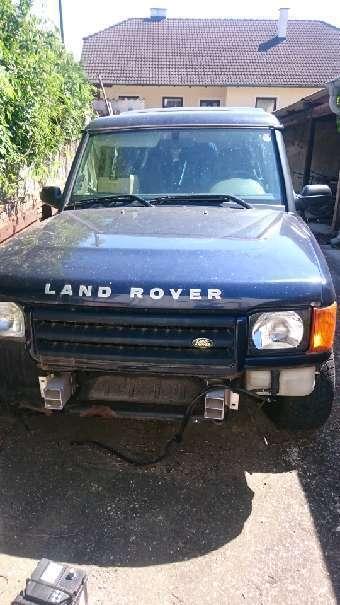 verkauft land rover discovery serie 2 gebraucht 1999 km in g llersdorf. Black Bedroom Furniture Sets. Home Design Ideas