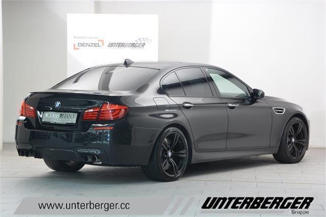 verkauft bmw m5 5er reihelimousine gebraucht 2012 km in innsbruck. Black Bedroom Furniture Sets. Home Design Ideas