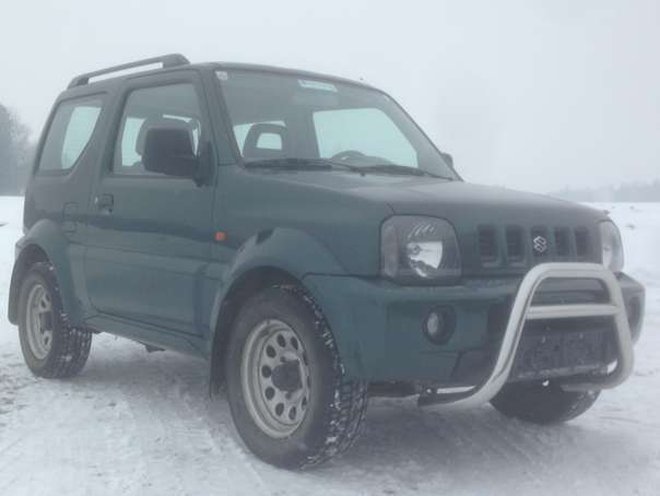 verkauft suzuki jimny 1 3 vx suv off gebraucht 2000 km in wels land. Black Bedroom Furniture Sets. Home Design Ideas