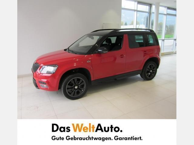 verkauft skoda yeti 4x4 monte carlo tdi gebraucht 2014. Black Bedroom Furniture Sets. Home Design Ideas