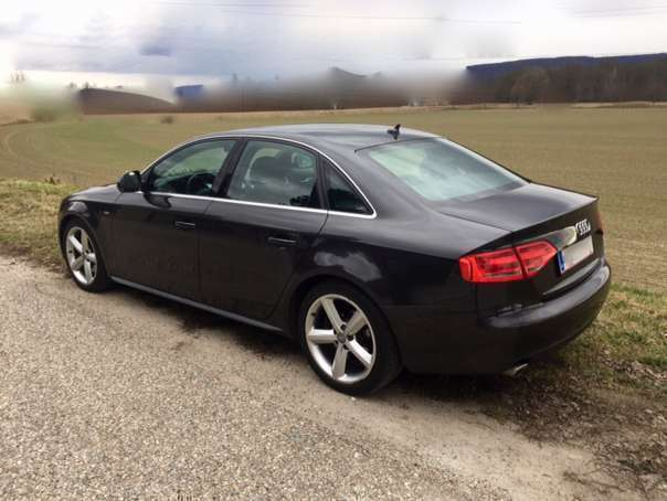verkauft audi a4 3 0 tdi quattro limou gebraucht 2008 km in korneuburg. Black Bedroom Furniture Sets. Home Design Ideas