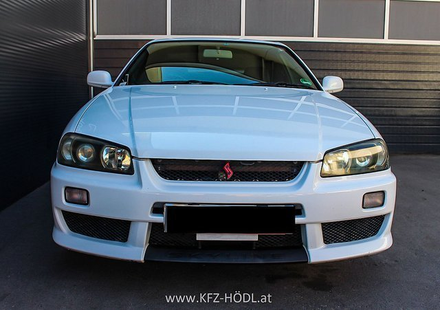 verkauft nissan skyline r34 gtt gebraucht 1998 km. Black Bedroom Furniture Sets. Home Design Ideas