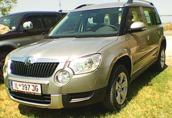 verkauft skoda yeti ambition a 1 2tsi gebraucht 2010. Black Bedroom Furniture Sets. Home Design Ideas