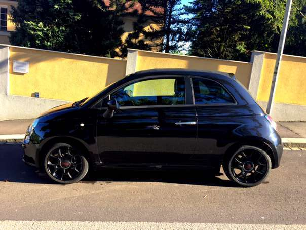 verkauft fiat 500c 500s cabrio cabrio gebraucht 2014 km in linz land. Black Bedroom Furniture Sets. Home Design Ideas