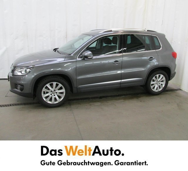 Verkauft VW Tiguan Lounge TDI SCR, Gebraucht 2015, 28.563