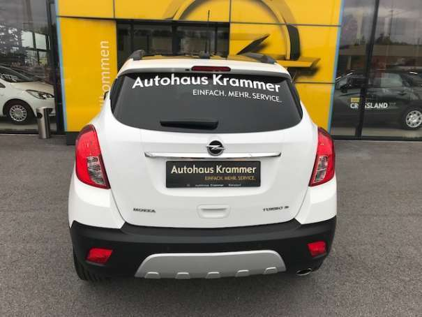 verkauft opel mokka 1 4 turbo ecoflex gebraucht 2016 km in weiz. Black Bedroom Furniture Sets. Home Design Ideas