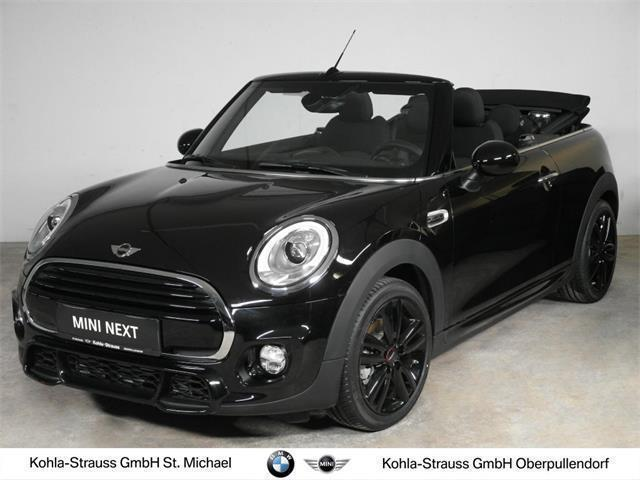 verkauft mini cooper cabriolet gebraucht 2017 km in st michael im bur. Black Bedroom Furniture Sets. Home Design Ideas