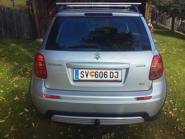 verkauft suzuki sx4 1 9 ddis 4wd lkw s gebraucht 2007 km in zweinitz. Black Bedroom Furniture Sets. Home Design Ideas