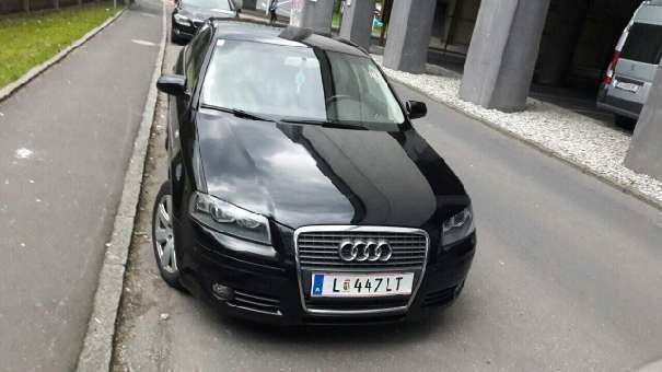 verkauft audi a3 1 9 tdi 105 ps limous gebraucht 2005 km in linz land. Black Bedroom Furniture Sets. Home Design Ideas