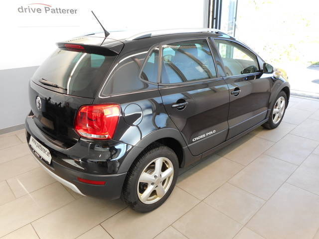 gebraucht 1 6 tdi dpf vw polo cross 2011 km in hermagor. Black Bedroom Furniture Sets. Home Design Ideas