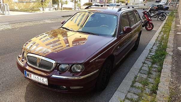 Verkauft Rover 75 R75 Touring 2,0 CDTi., gebraucht 2004 ...