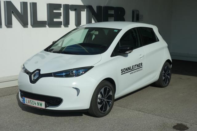 gebraucht intens r240 renault zoe 2016 km in f rstenfeld. Black Bedroom Furniture Sets. Home Design Ideas
