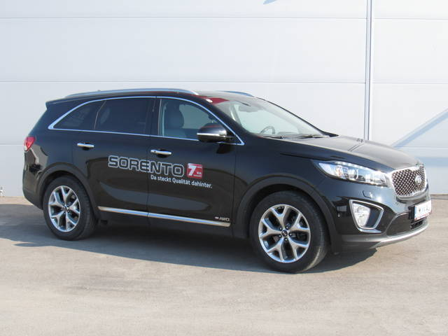 verkauft kia sorento 2 2 crdi isg awd gebraucht 2015 km in mistelbach. Black Bedroom Furniture Sets. Home Design Ideas