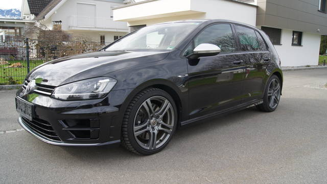 verkauft vw golf r 2 0 tsi dsg gebraucht 2014 km in feldkirch. Black Bedroom Furniture Sets. Home Design Ideas