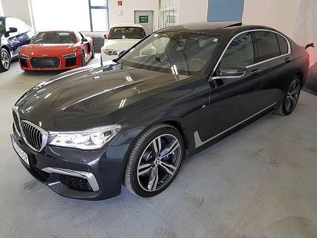 M Sportpaket Gebraucht BMW 750 D XDrive Osterreich Paket Aut