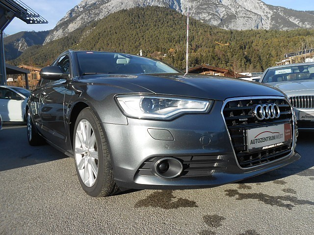 verkauft audi a6 avant 3 0 tdi quattro gebraucht 2012 km in telfs. Black Bedroom Furniture Sets. Home Design Ideas