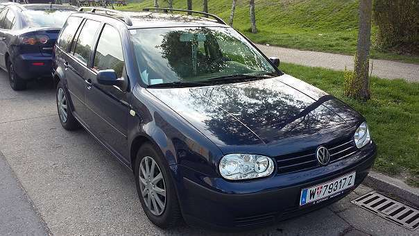 verkauft vw golf iv golftdi 4 motion k gebraucht 2000 km in wien. Black Bedroom Furniture Sets. Home Design Ideas