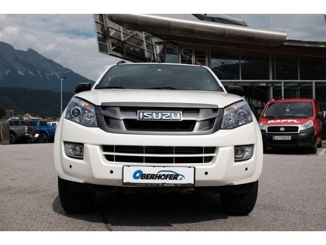 ▷ isuzu d-max 2.5 diesel 163 ps (2015)   mils   autouncle
