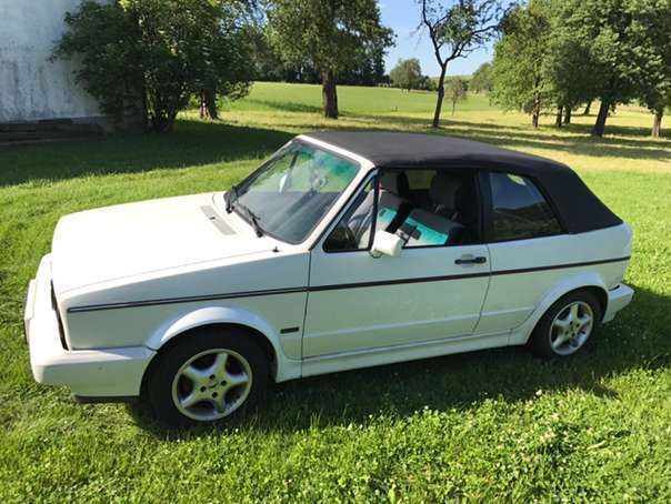 verkauft vw golf cabriolet 1 cabrio el gebraucht 1991 km in manning. Black Bedroom Furniture Sets. Home Design Ideas