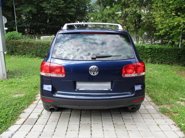verkauft vw touareg 3 0 v6 tdi dpf tip gebraucht 2005 km in lienz. Black Bedroom Furniture Sets. Home Design Ideas
