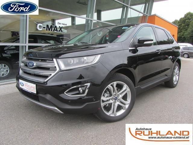 verkauft ford edge 2 0 tdci titanium 4 gebraucht 2016 3. Black Bedroom Furniture Sets. Home Design Ideas