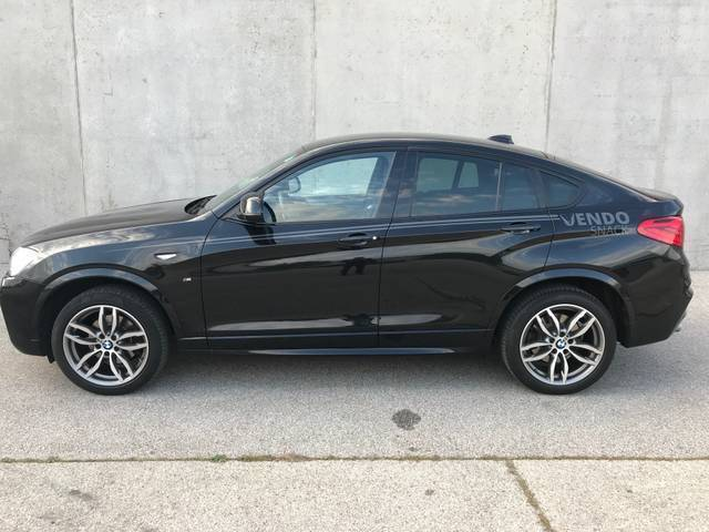 verkauft bmw x4 xdrive 20d m sport aut gebraucht 2016 km in wels. Black Bedroom Furniture Sets. Home Design Ideas