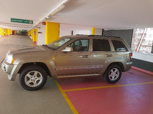 verkauft jeep grand cherokee 3 0 limit gebraucht 2006 km in wien. Black Bedroom Furniture Sets. Home Design Ideas