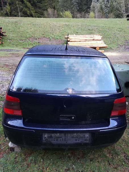 verkauft vw golf 1 9 tdi kombi gebraucht 1998 km in bergen. Black Bedroom Furniture Sets. Home Design Ideas