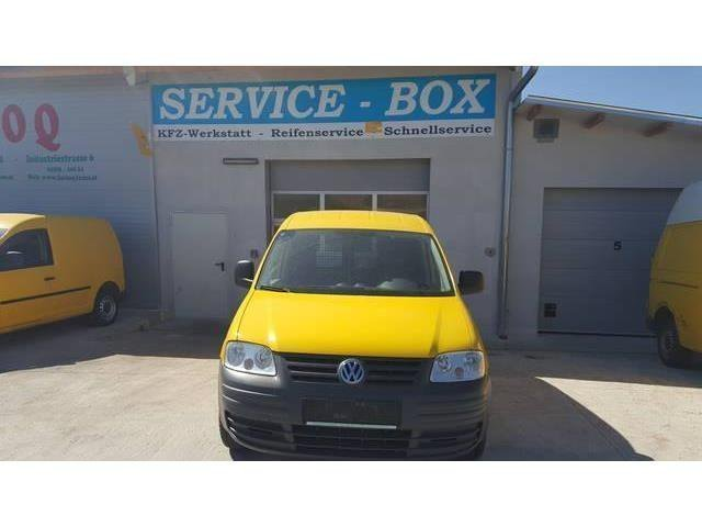 verkauft vw caddy kastenwagen 2 0 sdi gebraucht 2007 133. Black Bedroom Furniture Sets. Home Design Ideas