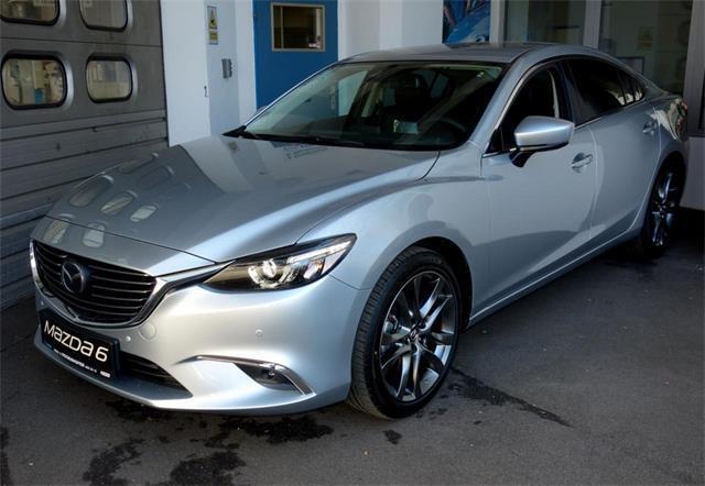 Verkauft Mazda 6 Cd175 Revolution Top Gebraucht 2017 3 Km In Wien