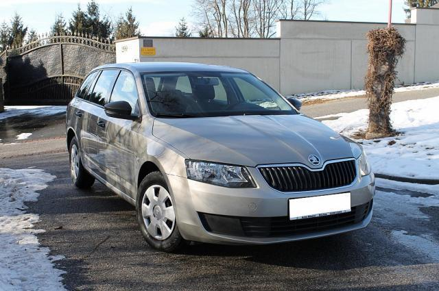 verkauft skoda octavia combi 1 6 activ gebraucht 2014 km in ilz. Black Bedroom Furniture Sets. Home Design Ideas