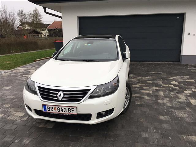 verkauft renault latitude 2 0 dci 175 gebraucht 2011 km in burgkirchen. Black Bedroom Furniture Sets. Home Design Ideas
