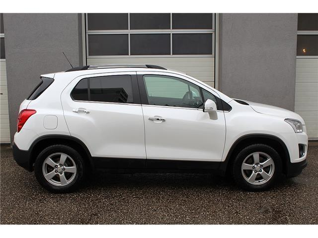 verkauft chevrolet trax 1 7 td eco awd gebraucht 2014 km in wels. Black Bedroom Furniture Sets. Home Design Ideas