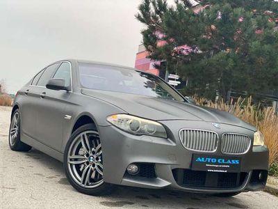 gebraucht BMW 550 M-PAKET // MEGAVOLL // STANDHEIZUNG // ACC