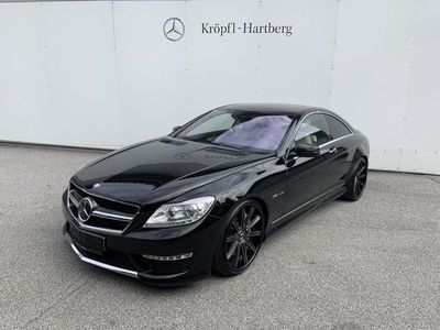 gebraucht Mercedes CL65 AMG AMG V12 **AMG-Drivers Package**