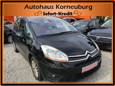 used Citroën C4 Picasso 1,6 Exclusive HDi FAP Kombi / Family Van,