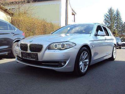 gebraucht BMW 520 5er-Reihe d Österreich-Paket Touring Aut. Kombi / Family Van,