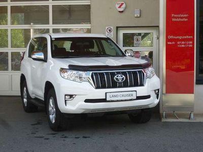 gebraucht Toyota Land Cruiser 2,8 D-4D 4WD City Automatik