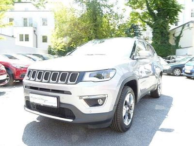 used Jeep Compass 1,4 MultiAir AWD Limited 9AT Aut.